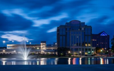Huntsville Redstone Arsenal 2021 and Passive Optical LAN